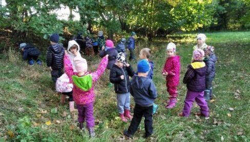 Podzimní vycházka k rybníku